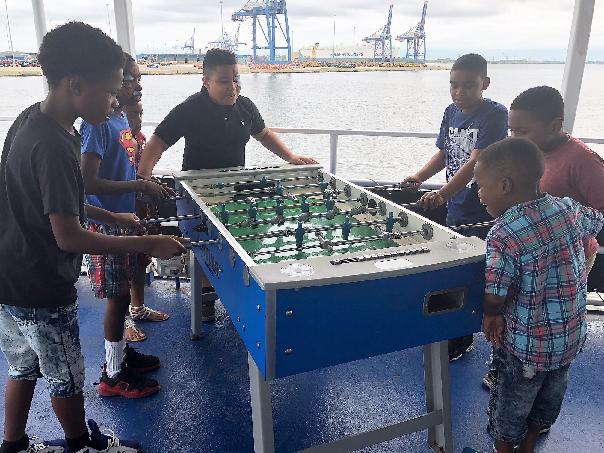 Lifting Spirits on Spirit Cruises | Casey Cares Foundation